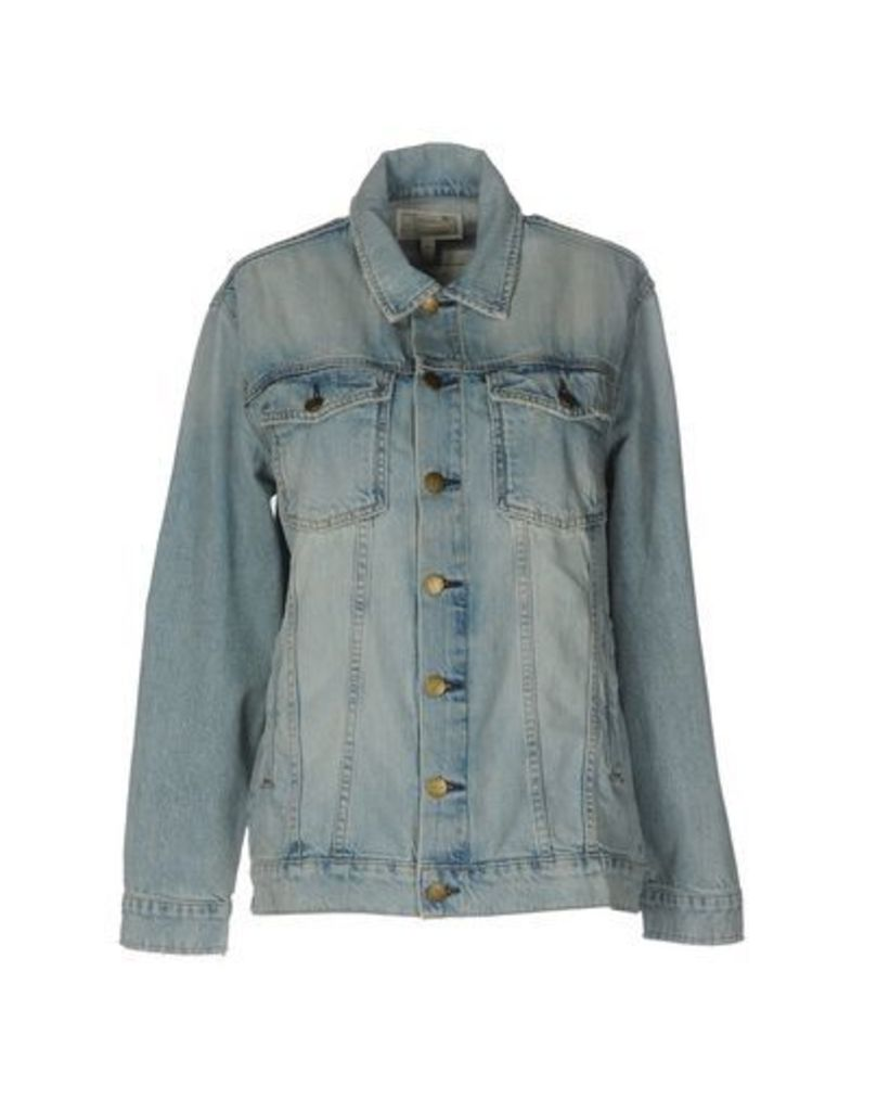 CURRENT/ELLIOTT DENIM Denim outerwear Women on YOOX.COM