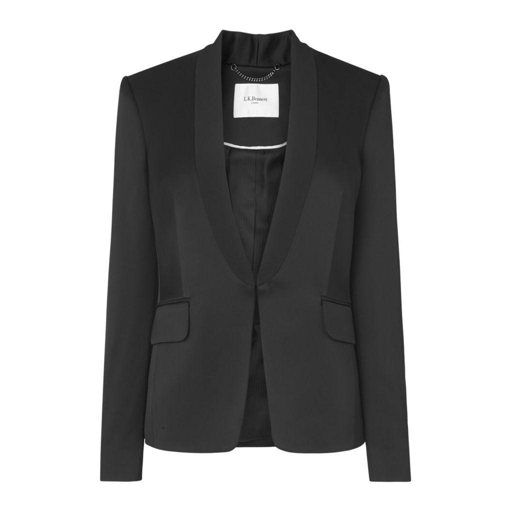 Delaux Black Jacket