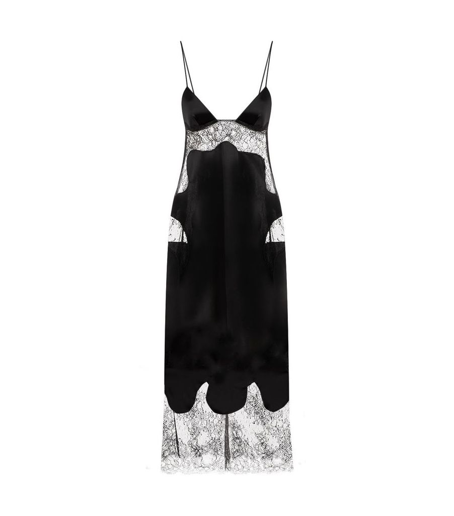 Lingerie Cami Dress