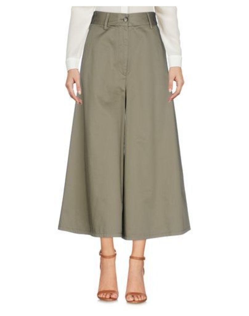 MM6 by MAISON MARGIELA TROUSERS 3/4-length trousers Women on YOOX.COM