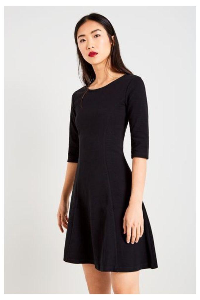 DRESS - SHORESDEAN JERSEY BLACK