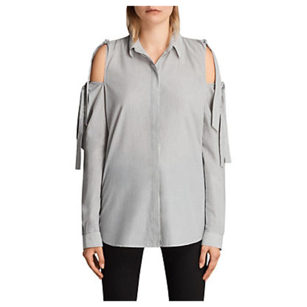 AllSaints Evelyn Striped Shirt, Stripe
