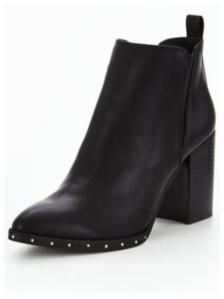 Office Isabella Block Heel Ankle Boot