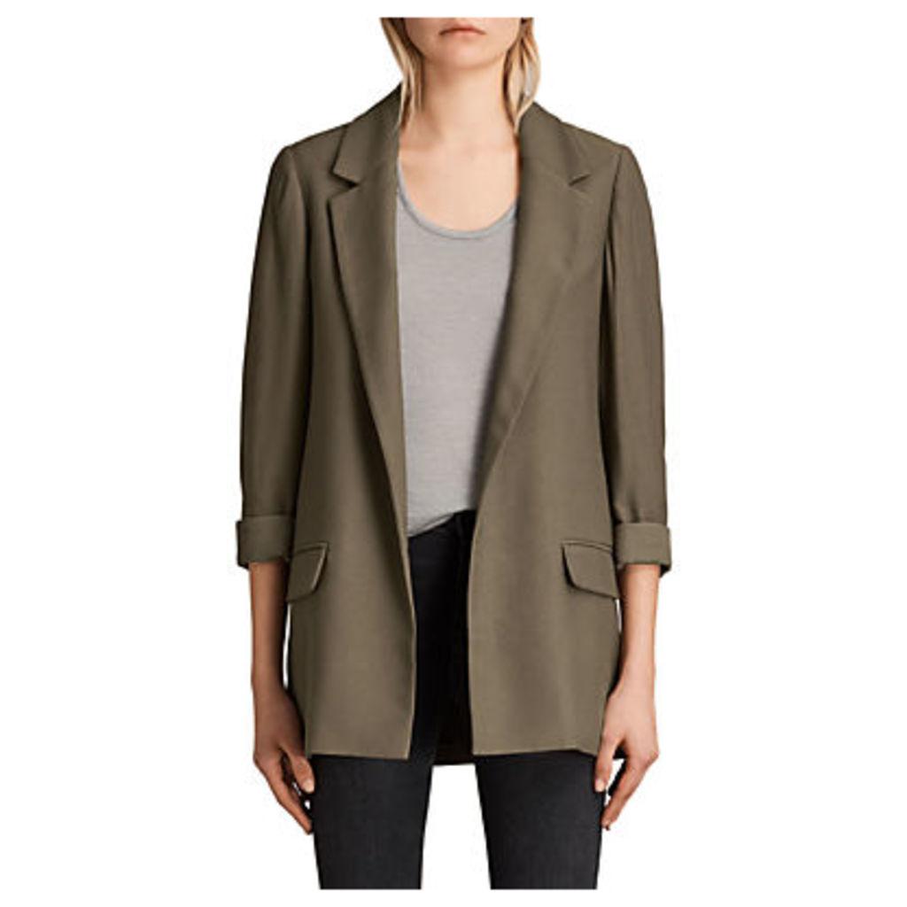 AllSaints Aleida Long Sleeve Blazer