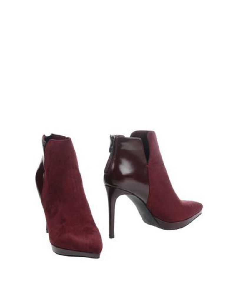 FRANCESCO MILANO FOOTWEAR Ankle boots Women on YOOX.COM