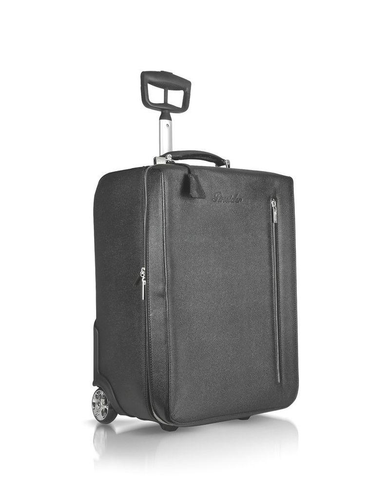 Pineider Travel Bags, City Chic - Calfskin Trolley Upright