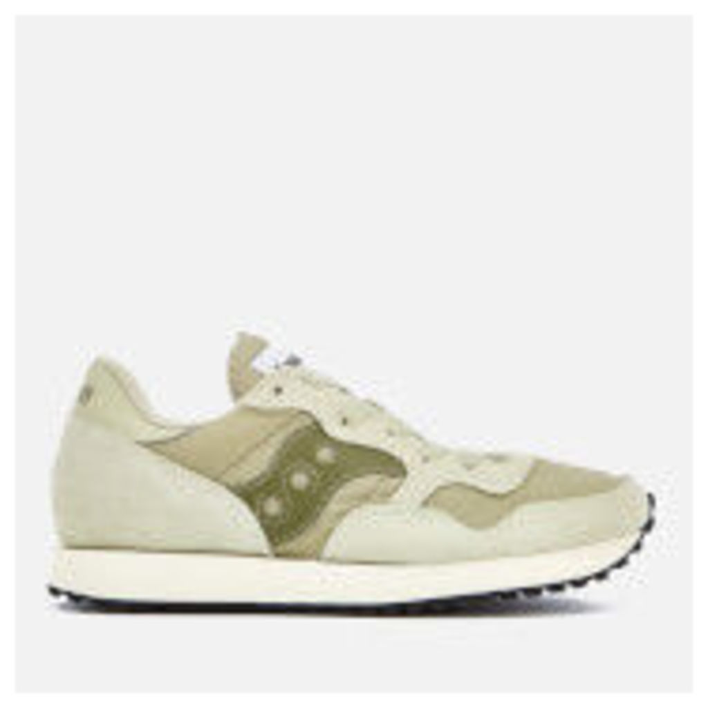 Saucony Women's DXN Vintage Trainers - Green