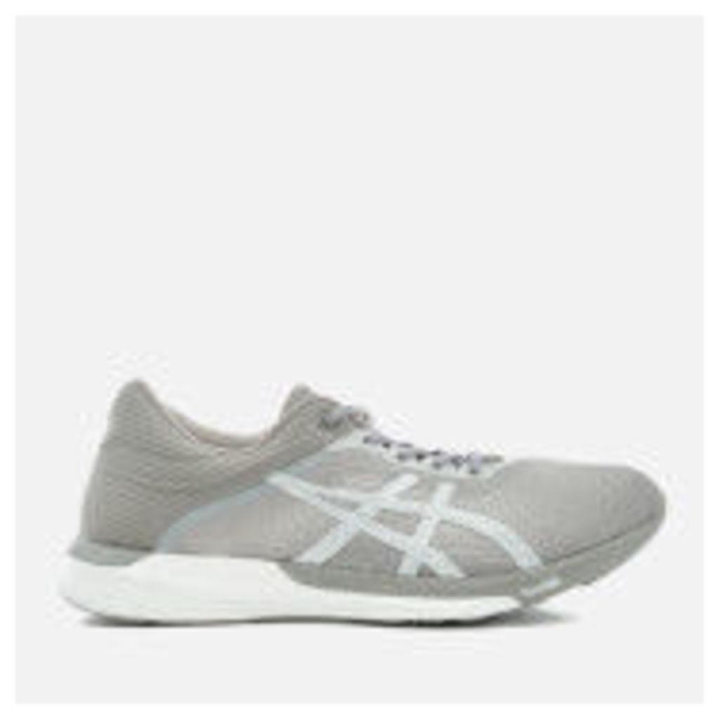 Asics Running Women's Fuze X Rush Trainers - Mid Grey/White/Silver
