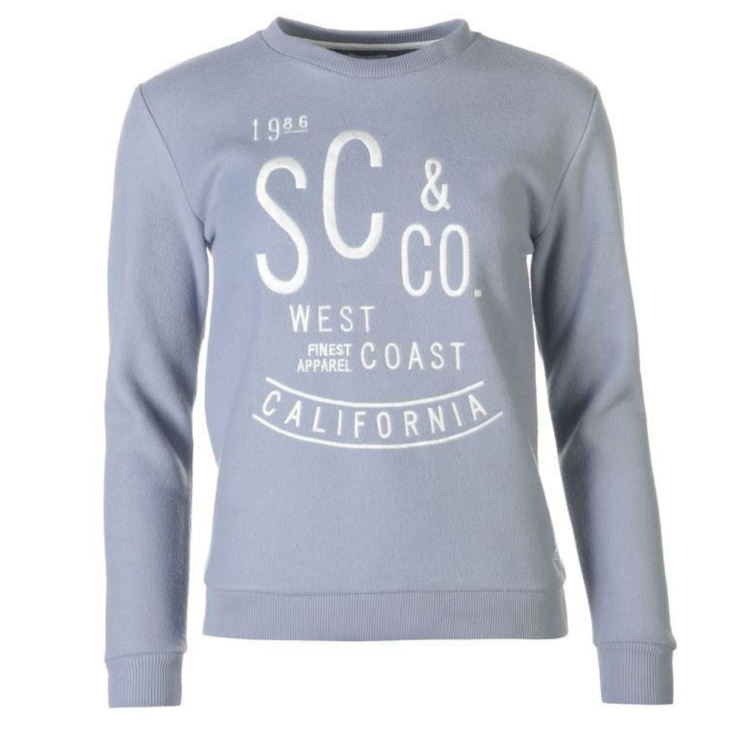 SoulCal Brushed Sweatshirt