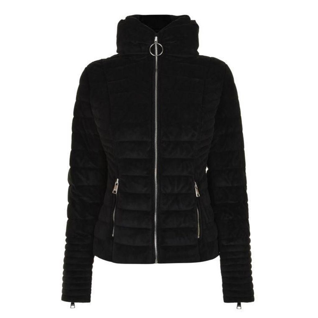 Guess Velvet Jacket