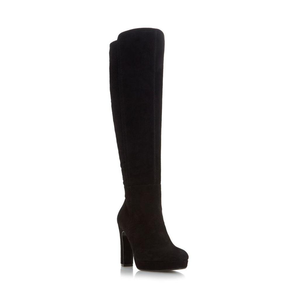Saylor Platform Knee High Boot
