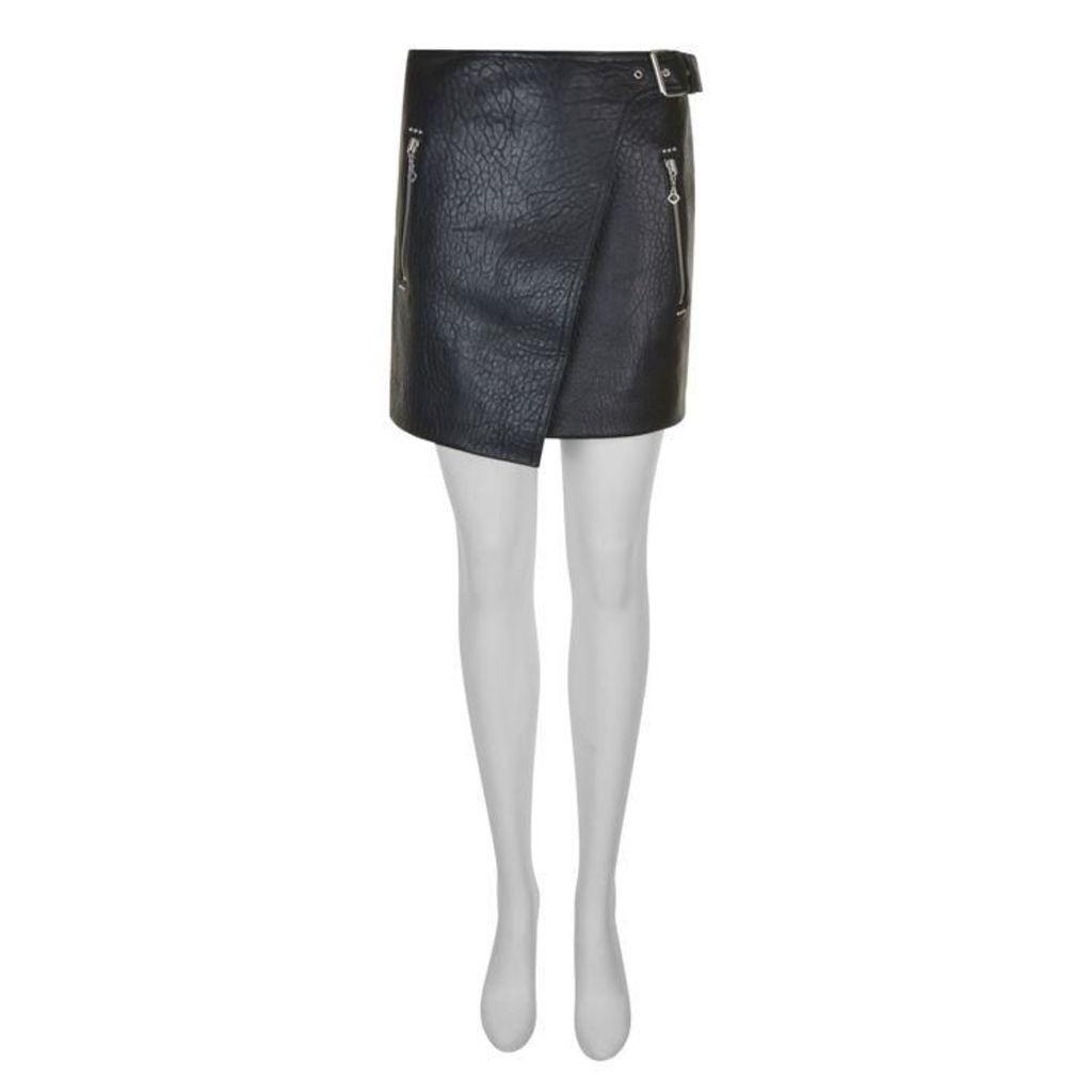ISABEL MARANT ETOILE Buckle Mini Skirt