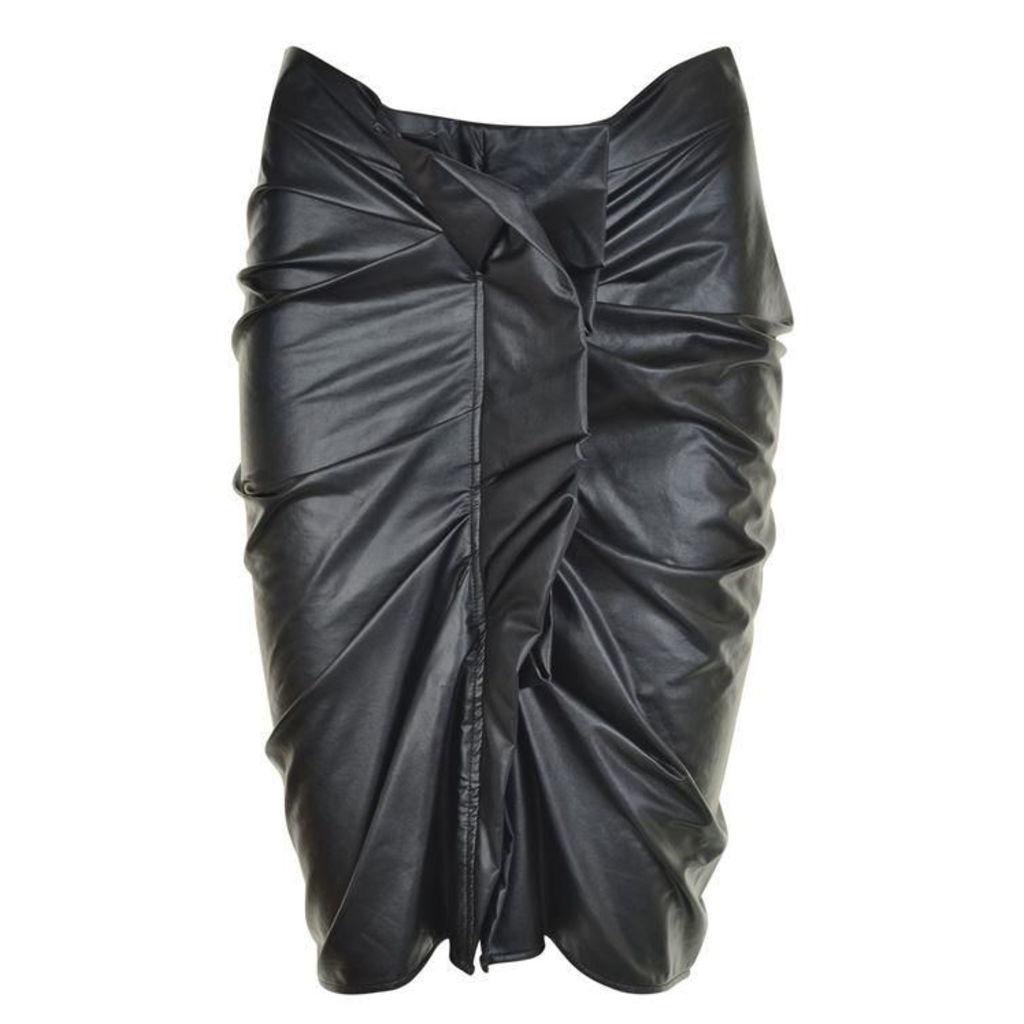 ISABEL MARANT ETOILE Ruffle Mini Skirt