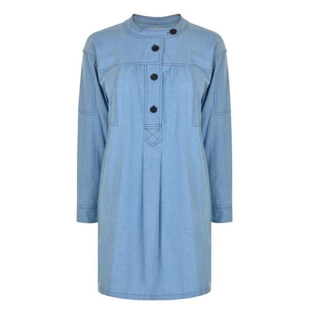 ISABEL MARANT ETOILE Anise Denim Dress