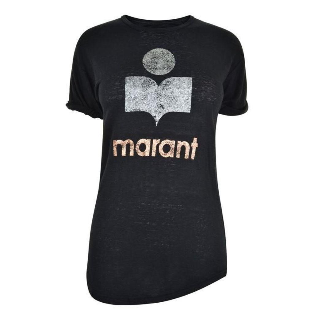 ISABEL MARANT ETOILE Logo T Shirt