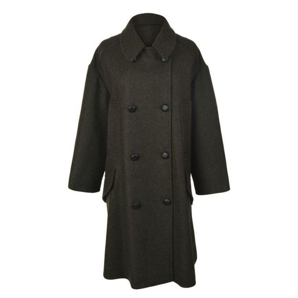 ISABEL MARANT ETOILE Caban Coat