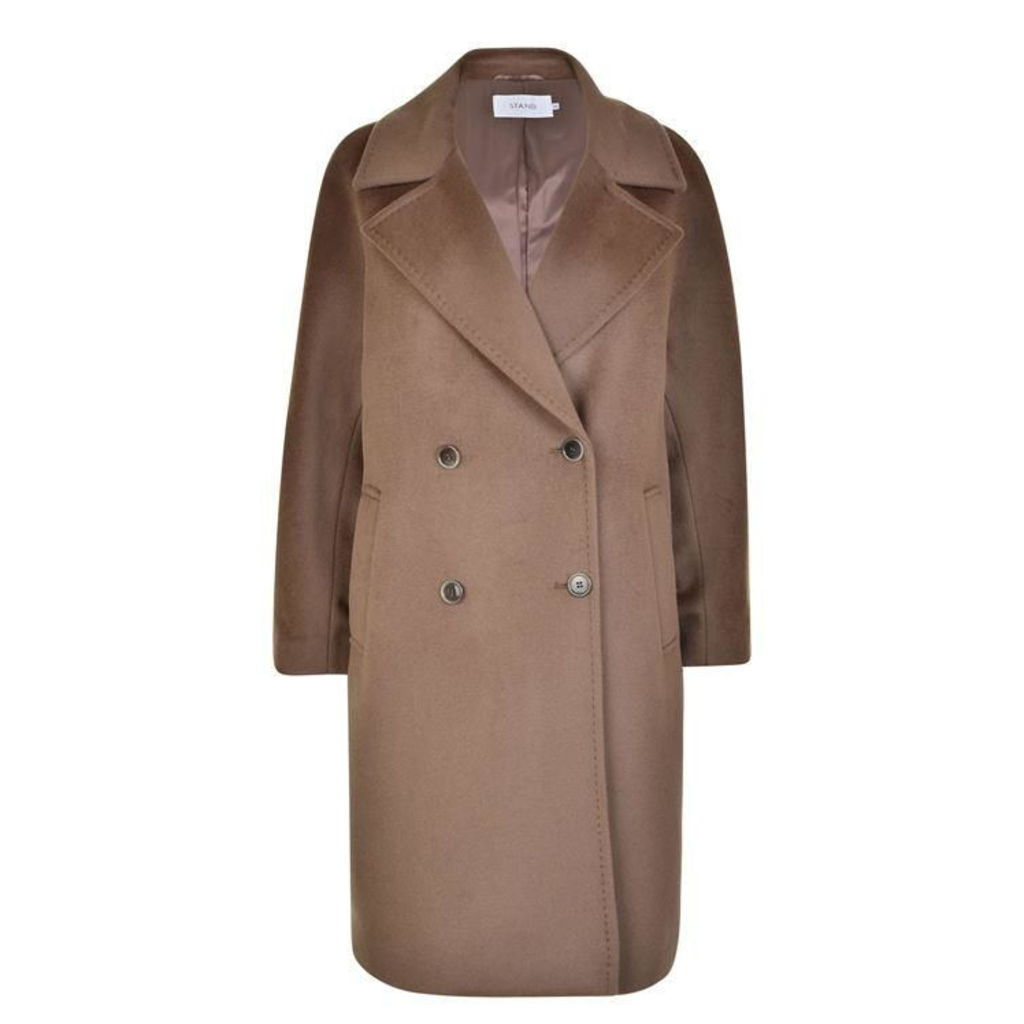 STAND Nora Wool Coat