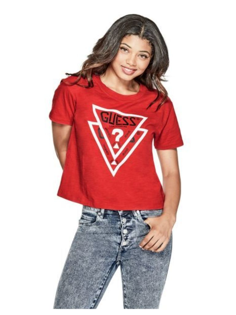 Guess T-Shirt With Front Logo