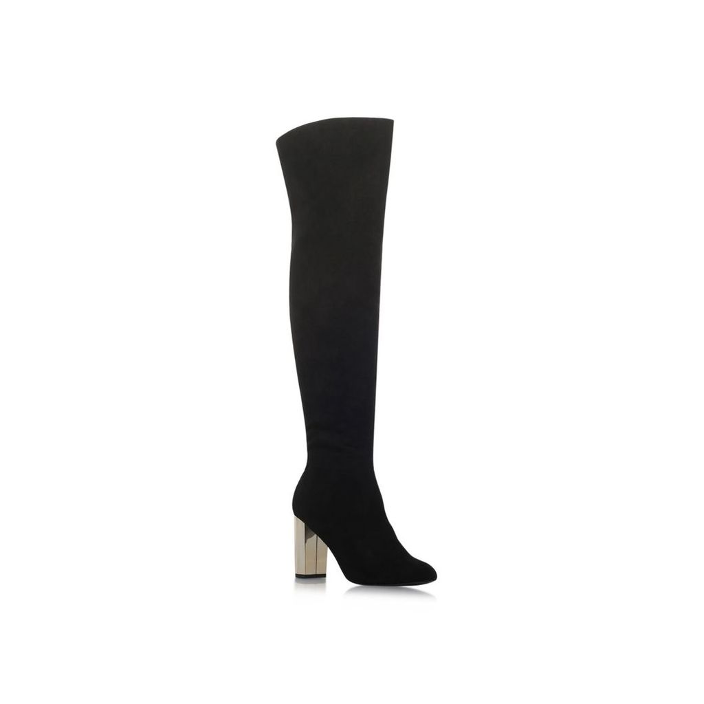 Miss KG Harrie Knee Boots, Black
