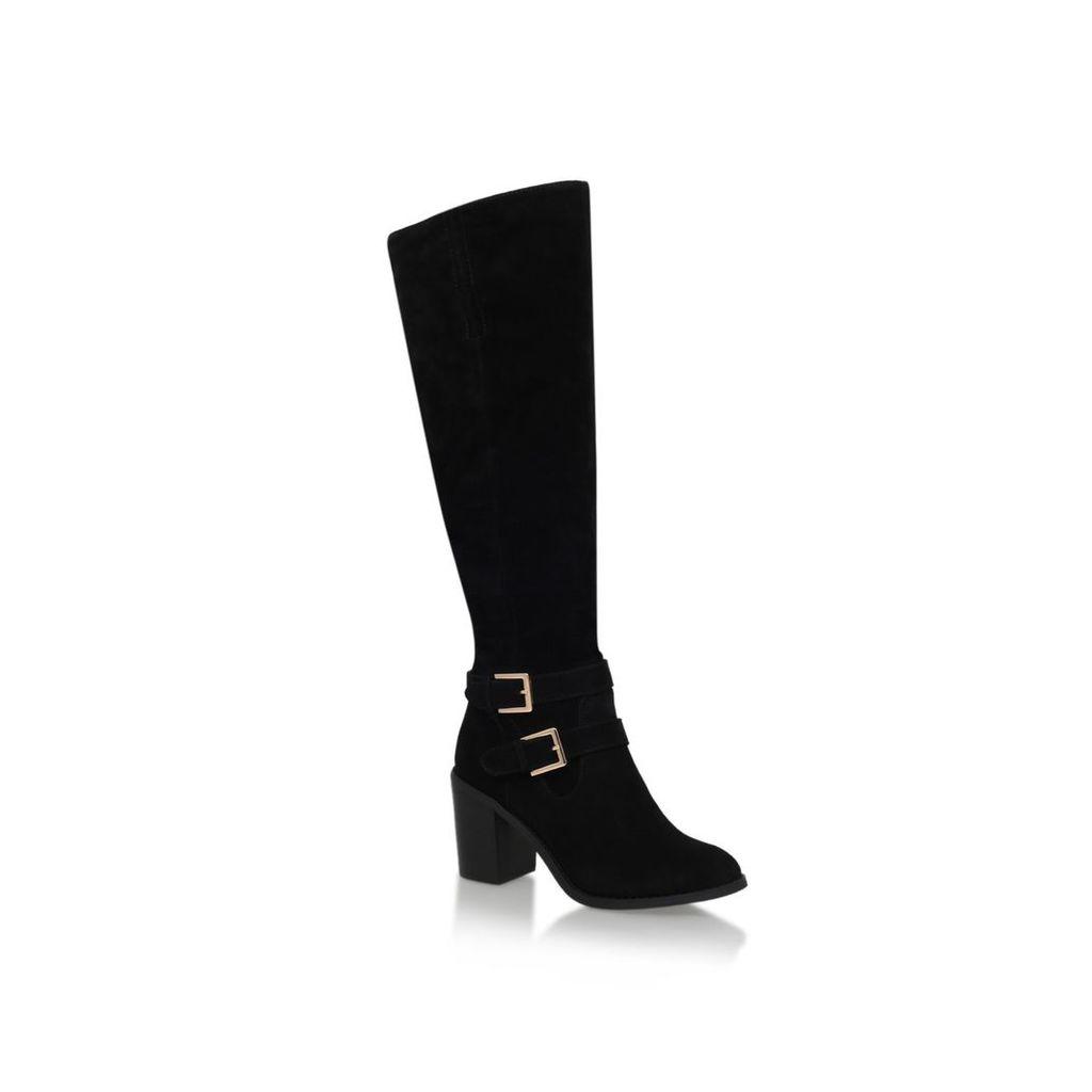 Miss KG Harriet Knee High Boots, Jet