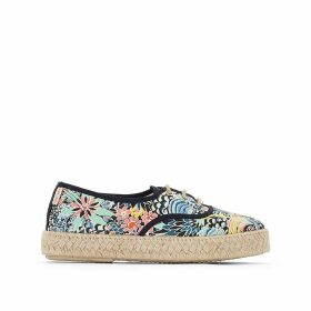 Lotus Low Tops with Rope Sole