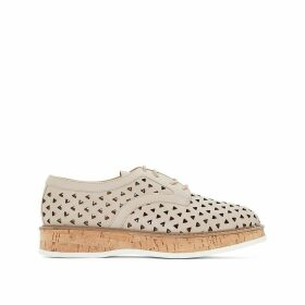 Malou Leather Brogues
