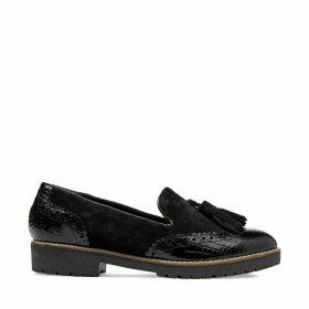 Giorgia Leather Loafers
