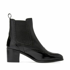 Palomo Leather Ankle Boots