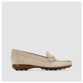 Euro D Nubuck Leather Loafers