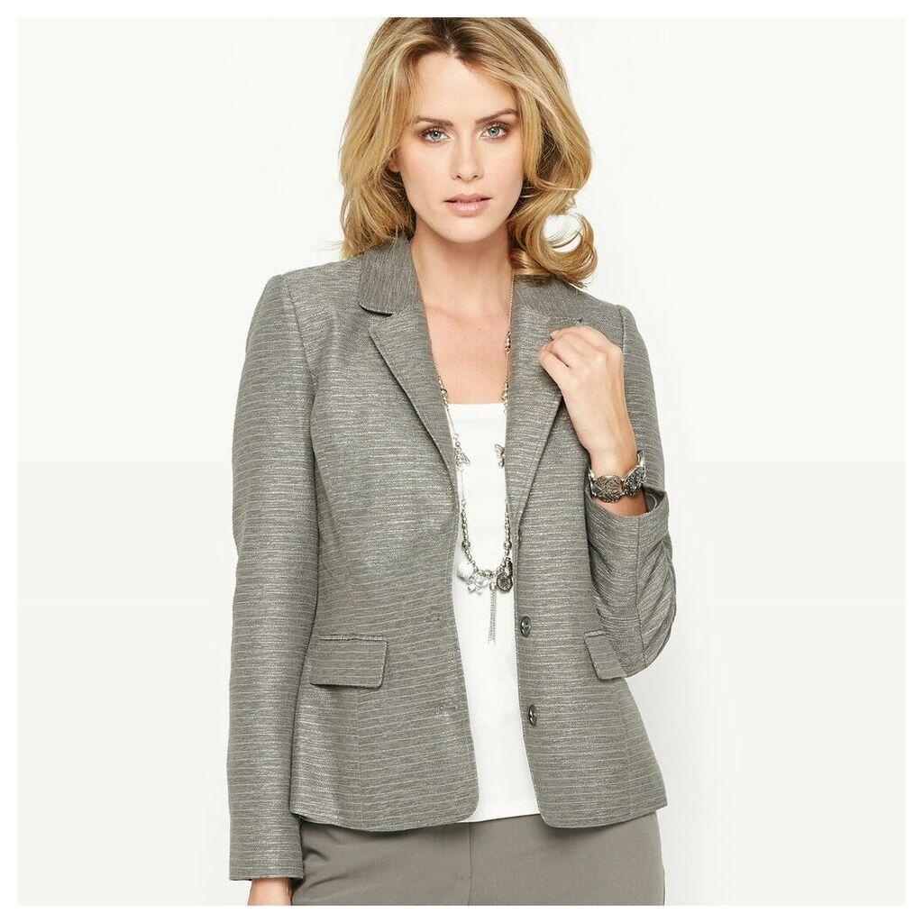 Textured Weave Jacket