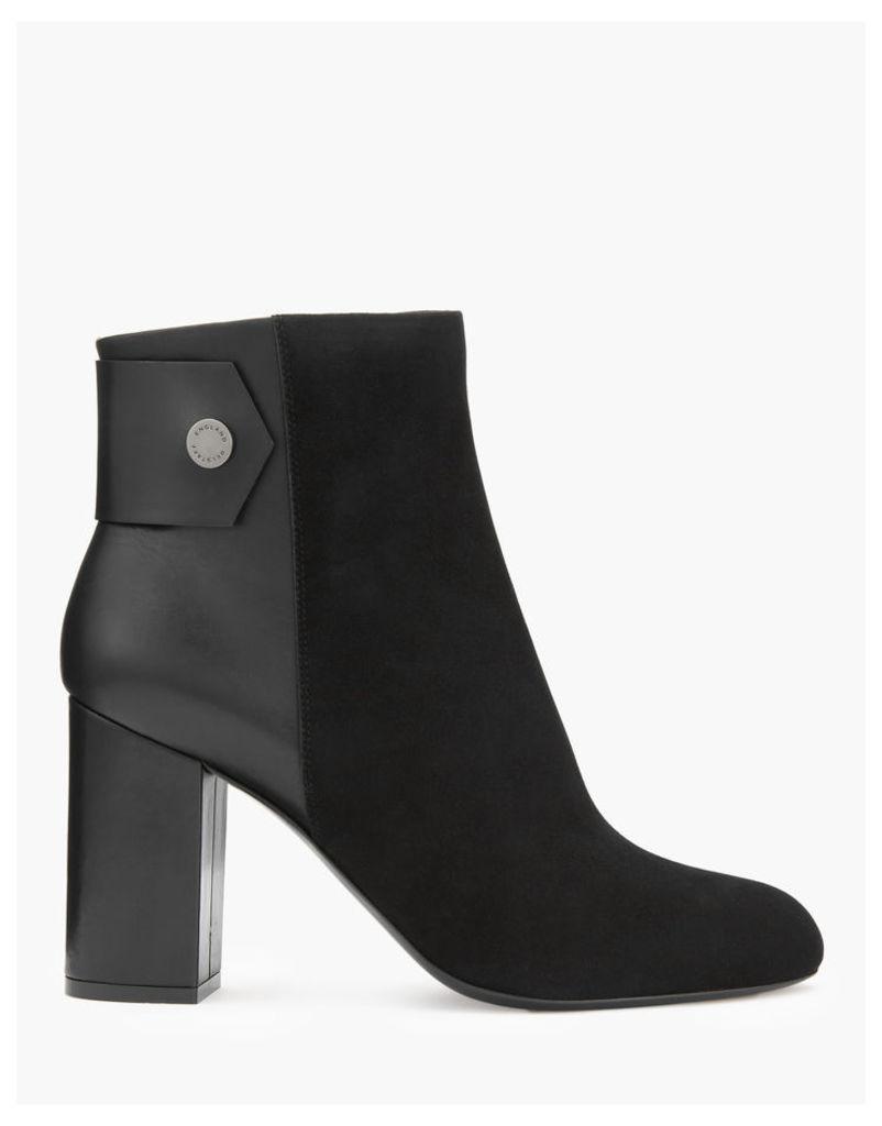 Belstaff Astel Boots Black
