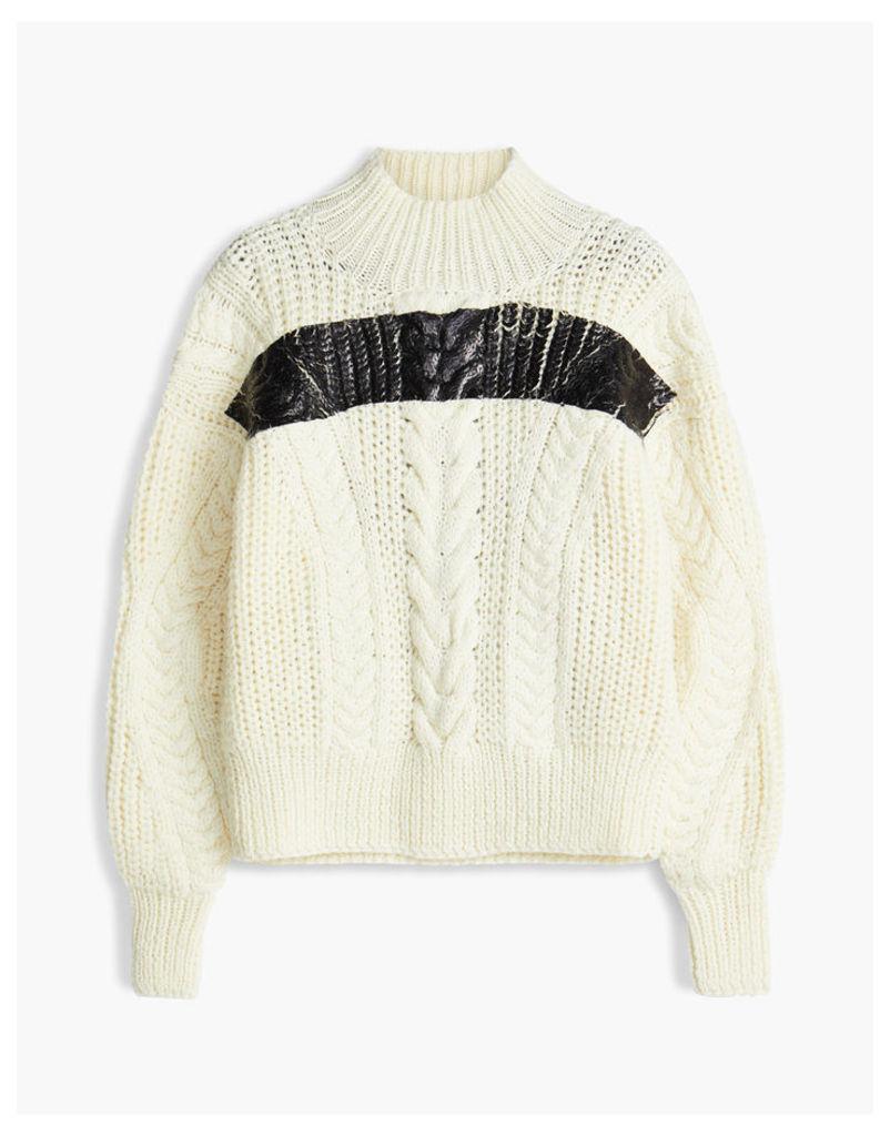 Belstaff Safiya Sweater Woman White