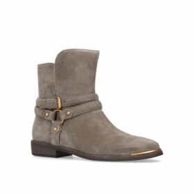 Womens Kelby Ankle Boots Ugg Grey/Dark, 3 UK