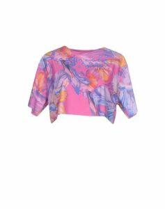 LA FILLE des FLEURS TOPWEAR T-shirts Women on YOOX.COM