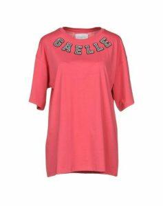 GAëLLE Paris TOPWEAR T-shirts Women on YOOX.COM