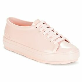 Melissa  BE AD.  women's Shoes (Trainers) in Pink