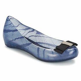 Melissa  ULTRAGIRL V  AD  women's Shoes (Pumps / Ballerinas) in Blue
