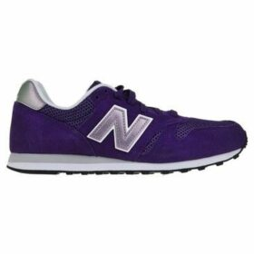 New Balance  373  women's Shoes (Trainers) in Purple
