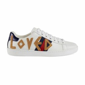 Women's Ace embroidered sneaker