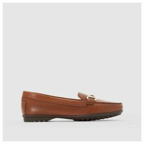 ELIDIA Leather Loafers