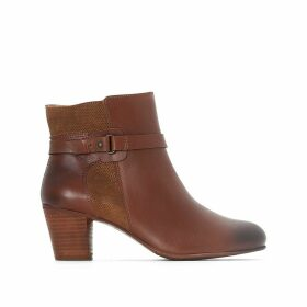 Seeboots Leather Ankle Boots
