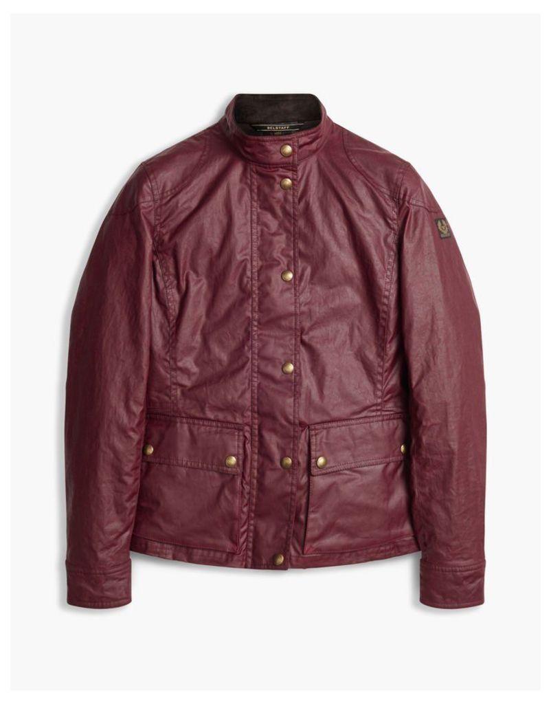 Belstaff Longham Jacket Red