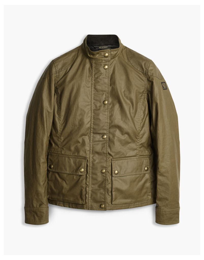 Belstaff Longham Jacket Green