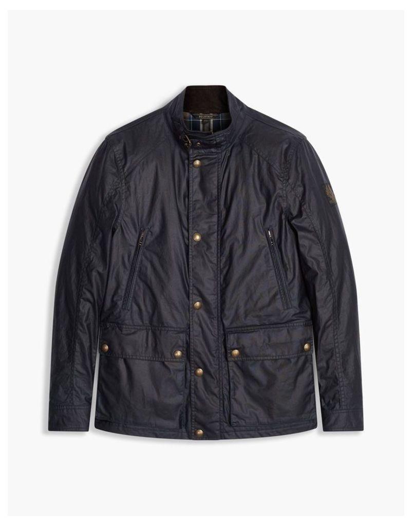 Belstaff New Tourmaster 3.0 Jacket Blue