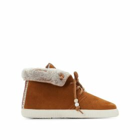 Bota Cuello Leather Trainers