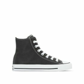 Chuck Taylor All Star Leather High Top Trainers