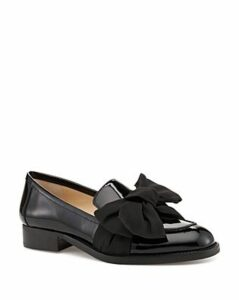 Botkier Women's Violet Leather & Calf Hair Loafers