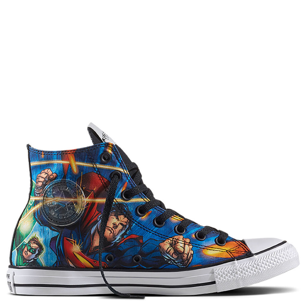 Chuck Taylor All Star Justice League