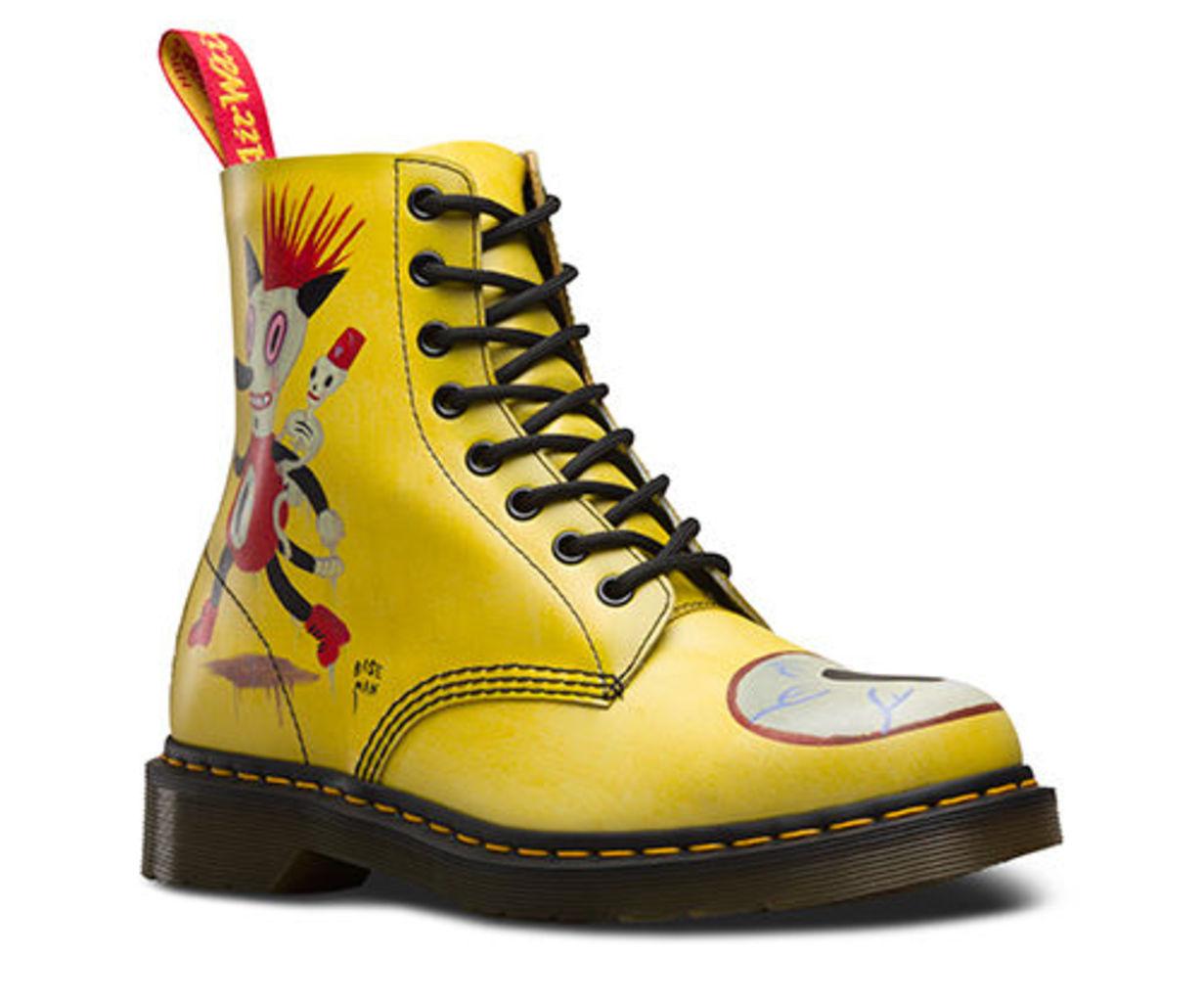 Baseman Pascal Boot