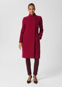 Gwen Merino Wool Sweater Pumpkin XS